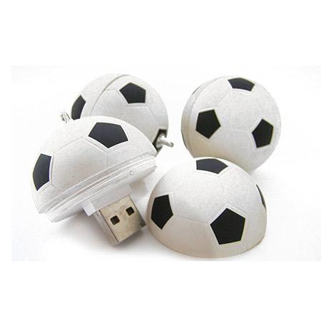 Pen drive Bola de Futebol – Tecnobrinde fde130a1c71ee